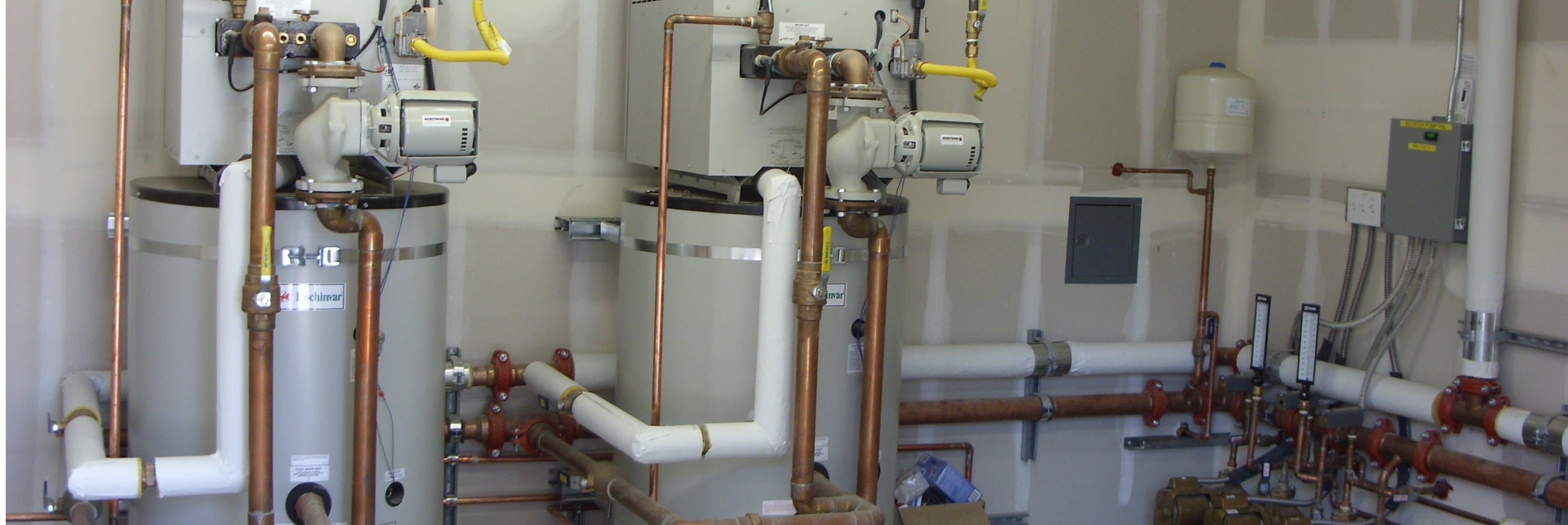 Commercial Plumbing System Naples, FL